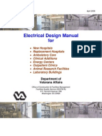 Electrical and Telecommunications Design Manual