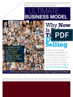 Direct Selling Industry in Wall Street Journal