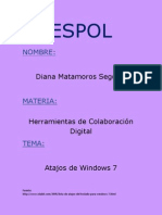Atajos de Windows 7