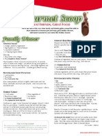 the gourmet scoop - december 2010