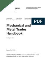Mech & Metal Trades Handbook