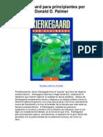 Kierkegaard para principiantes por Donald D Palmer - Averigüe por qué me encanta!