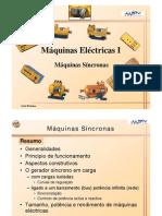aulas Máquinas Eléctricas Ib