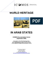 World Heritage in Arab States