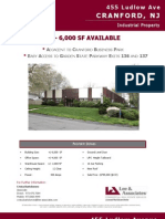 AVAILABLE - 6,000SF OFFICE/WAREHOUSE SPACE