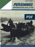 All Hands Naval Bulletin - Jul 1943