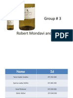 Robert Mondavi Wine