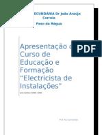 Apresentacao CEF electricista