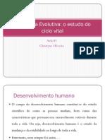 aula 03- Psicologia Evolutiva