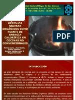 briquetas de residuos s%F3lidos org%E1nicos como fuente de energ%EDa calor%EDfica en cocinas no convencionales