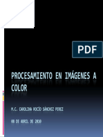 Procesamiento Imagenes Color 08 Abril 2011