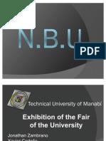 Exposicion de La Feria Nbu