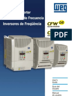 manual inversor weg cfw-08 versão 3.9x