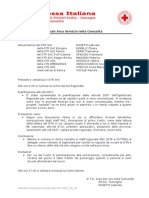 Verbale commissione regionale S.n.C 16 settembre 2007