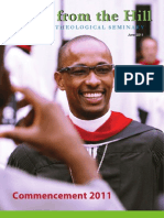Virginia Theological Seminary Newsletter, June 2011