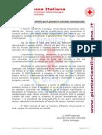 Concept paper attività ApG in emergernza