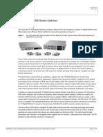 Cisco N5000 DataSheet