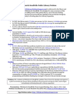 WSLibraryPetition Exec Summary