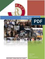Boletín distrital periodo 2009-2010