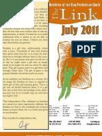 July 2011 LINK Newsletter