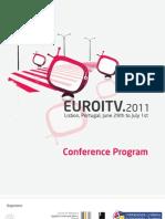 EUROiTV 2011 Program