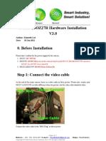 DOZ27 Hardware Installation