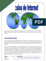 Familia de Protocolos de Internet1