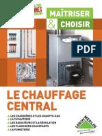 Leroy Merlin - Bricolage - Bricoleurs Passionnes - 2005 - Le Chauffage Central - 56 Pages