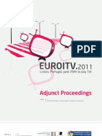 EUROITV2011 Adjunct Proceedings