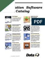 Software Catalog