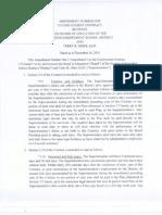 HISD Grier contract amendments
