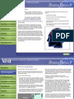 NIMH Brain Basics