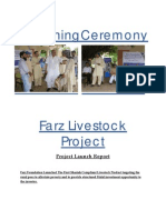 Farz Livestock Project Launched