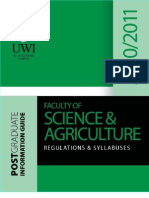 ScienceAgriPostgrad