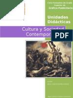 Cultura y Sociedad Contemporaneas Unidades Didactic As