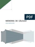 Calculo Estructural Trabe - Procedimiento