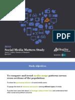 BlogHer 2011 Social Media Matters Study