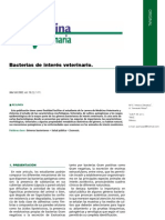 Bacterias de Interes Veterinario