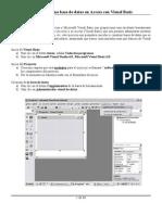 Ejemplo de Como Crear Una Base de Datos Con Visual Basic