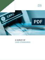 Survey of Card Standards