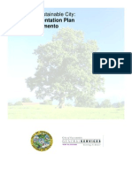 Sustainability Implementation Plan
