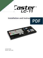 LC-11 User Guide