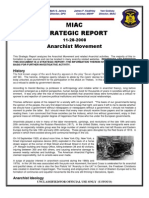 MIAC Anarchists Strategic Report