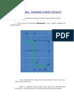 Tutorial - Moldes - Autodesk Inventor 9 - (PT_BR)
