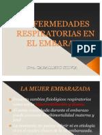 Enfermedades Respiratorias en El Embarazo
