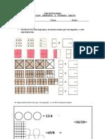 Guía de Fracciones 5º (58 copias)