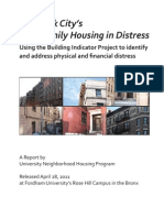 Multifamily Distress