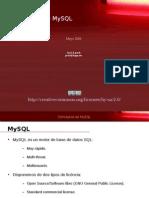 Conceptos de MySQL