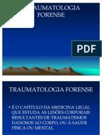 Trabalho - Medicina Legal
