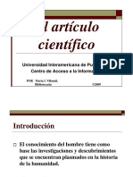 Art.cientifico